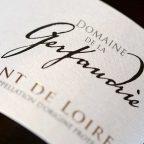 Étiquette du Crémant de Loire