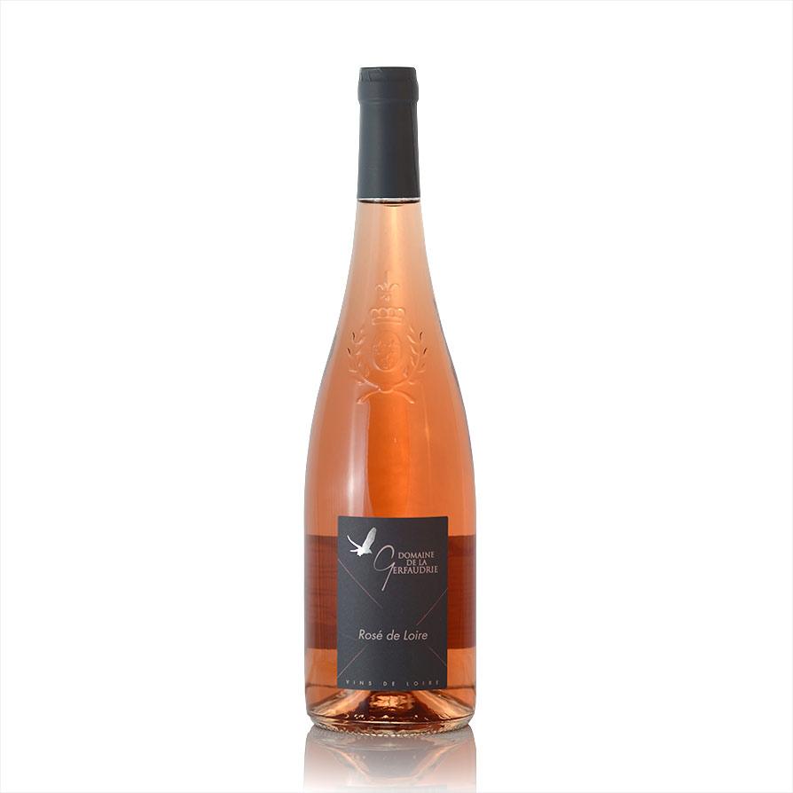 Le Rose De Loire Un Vin Sec Du Val De Loire Ideal A L Aperitif