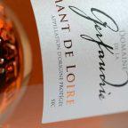 Vin rosé pétillant : le Crémant de Loire