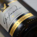"""Bouteille de vin moelleux """"Coteaux du Layon"""""""